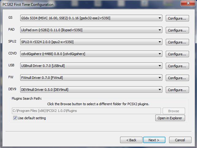 Hướng dẫn sử dụng trình giả lập để chơi game PS2